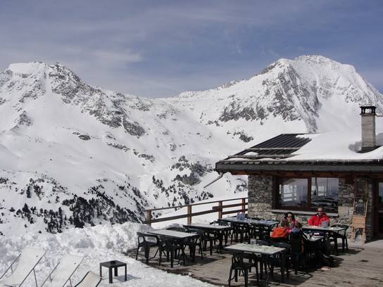 Bergrestaurant in Aussois